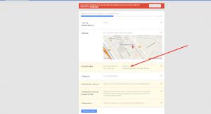 14 Coordonnées Google My business Guidap