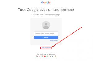 2 Créer Compte Google Guidap
