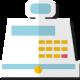 caisse enregistreuse GUIDAP